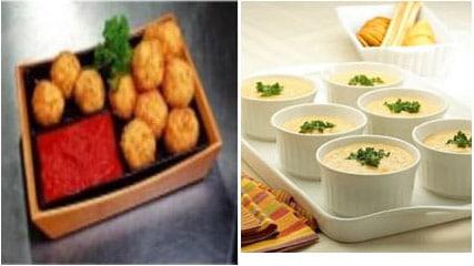 Appetizers / Soups